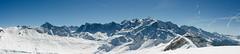 Mont Blanc Massif (WTH86) Tags: winter panorama snow canon landscape 50mm december climbing 5d chamonix mont blanc dente massif alpinism aguille 4000ers 5dclassic