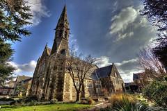 Epworth Methodist Church - Home of the Wesley's. (MarkWoods2) Tags: methodism scunthorpe epworth johnwesley methodistchurch charleswesley lesleygarrett northlincolnshire ianbotham sheridansmith methodistmemorialchurch
