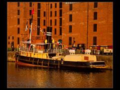 IMG_2846 Daniel Adamson (mikemcfallphotography) Tags: liverpool liverpooldocks tugboat tug albertdock merseyside liverpoolwaterfront steamtugboat mikemcfall
