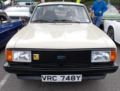 1982 MORRIS ITAL 1275cc HL SALOON VRC748Y (Midlands Vehicle Photographer.) Tags: 1982 morris saloon hl ital 1275cc vrc748y