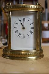 carrage clock 030
