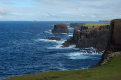 205_Eshaness (monika & manfred) Tags: nature scotland seascapes hike mm shetlands eshaness shetlandislands shetlandisles viewback holidays3 thefinalbatch scottishskies shetlandskies