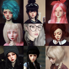 ArtVSArtist (ChinchouBJD) Tags: ball asian doll dreaming dandelion luv bjd keeley soo abjd sum nightingale jointed dollmore narae bimong iplehouse zaoll artvsartist