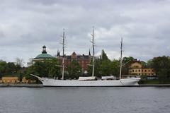 Tall Ship Af Chapman in Stockholm (pegase1972) Tags: boat europe ship sweden tallship scandinavia bateau sude