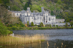 Kylemore Abbey on a Spring Day (Michael C Dean) Tags: ireland abbey zeiss landscape sony 85 a7 batis kylemore a7ii