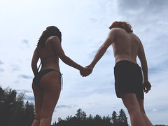 May 2-4 Weekend (jmpershick) Tags: summer ontario love beach couple friendship lakes bum babes goals bums bae swimsuits northernontario onthelake discoverontario discoveron