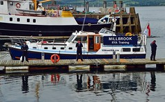 Millbrook (Zak355) Tags: training scotland boat harbour scottish vessel millbrook bute rothesay rya isleofbute youandsea