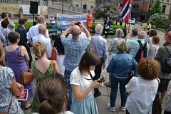 DSC_4096 (Nei til EU) Tags: stortinget eus 2016 demonstrasjon finanstilsyn