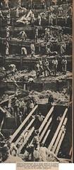 Panorama Stad Amsterdam 1935 ill   Berlin U-bahn ongeluk (janwillemsen) Tags: berlin accident 1935 magazineillustration panoramastadamsterdam