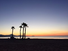Sunrise (Fotomondeo) Tags: espaa beach sunrise spain playa alicante alacant amanacer