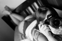 Good Morning 51 (Cadu Dias) Tags: morning light brazil portrait people bw woman hot luz window girl monochrome branco brasil female 35mm lens prime book bed bedroom nikon df day natural good retrato mulher grain pb dia preto bn e brazilian janela cama bom 35 dias ritratti manh cadu gro monocromtico feminilidade cadudias cadupdias nikondf