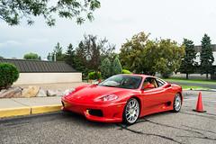 Ferrari 360 Modena (Gabriel Cederberg) Tags: aston martin vanquish vantage gt granturismo bugatti veyron grand sport vitesse f12 berlinetta spider ferrari roadster lamborghini murcielago huracan aventador gallardo countach mclaren p1 f1 12c 650s maserati mc stradale porsche carrera cayman gt4 gt3 gt2 gt1 boxster rs pagani huayra zonda koenigsegg agera regera nissan toyota california sweden sverige sundsvall 599 gto 250 275 gtb italia germany german canon nikon sony bokeh a7 a7ii a7r a7s aperture explore supercars photoshop lightroom cars minnesota mn