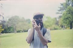 ° (333Bracket) Tags: cosinact1050mmf2 333bracket london film 35mm analouge expiredfilm boy photographer love idan camera nikon dof supreme hampsteadheath