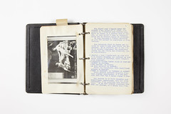 [Página de diário - viagem a Roma 1934] (Biblioteca de Arte-Fundação Calouste Gulbenkian) Tags: fundaçãocaloustegulbenkian caloustesarkisgulbenkian caloustegulbenkian diário viagem roma 1934
