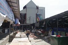 Market, Kuala Lumpur, Malaysia (ARNAUD_Z_VOYAGE) Tags: street city cars landscape asia action south capital east national valley malaysia kuala federal klang lumpur territory