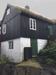 Faroe Islands cottage in the capital Torshavn (live-that-life) Tags: aug16 froyar faroeislands trshavn