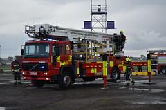 W332 SSX (markkirk85) Tags: fire engine appliance fl618 angloco bronto skylift f32 mdt aerial ladder platform nottinghamshire rescue service new fife fl6 18 alp w332 ssx w332ssx