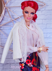 Vanessa (Michaela Unbehau Photography) Tags: vanessa parrin out sass fashion elenpriv by elena peredreeva wwwetsycomshopelenpriv fr fr2 royalty redhead red rote haare michaela unbehau fashiondoll doll dolls photography mannequin model mode puppe fotografie