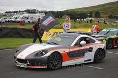 The safety car ahead of Tom Wrigley on the Ginetta GT4 Supercup grid at the BTCC Knockhill Weekend 2016 (MarkHaggan) Tags: knockhill scotland motorracing 2016 motorsport cars racing btcc btcc2016 14aug16 14aug2016 grid gridgirl gridgirls ginetta ginettaracing ginettagt4supercup tomwrigley wrigley robbostonracing safetycar