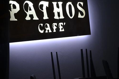 Sanfront. Pathos café.