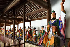 511 Thonghai (farfalleetrincee) Tags: china travel tourism temple asia buddhism adventure guide yunnan  tonghai  xiushanmountain