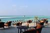 LUX* Maldives (Annabel Sheppey) Tags: ocean travel sunset sea holiday tree beach water sunshine plane island fly sand paradise sailing palm catamaran villa tropical maldives lux boarding