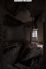 [URBEX] The Grand Hotel Of The Lake (marcoprospe) Tags: wood windows urban italy bathroom hotel nikon italia decay urbanexploration tuscany toscana exploration grandhotel urbex d90 urbanexplorer