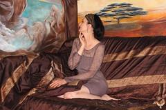 "Yara - ""Art in Boudoir I"" (* La Strada Fellini * braunpanther *) Tags: portrait beauty model artist boudoir classy yarapirk"