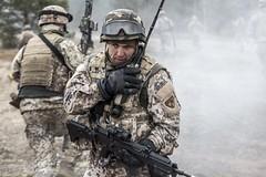 Baltic Battalion (NATO) Tags: estonia force military latvia soldiers troops lithuania nato response northatlantictreatyorganization militaryexercise