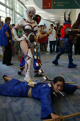 IMGP4721 (Photography by J Krolak) Tags: costume cosplay ivy masquerade ax2006 animeexpo2006 ax06 ivyvalentine