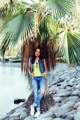 Daria 014 (Svetlana Kniazeva) Tags: park sunset portrait beach canon model dubai style photosession lifestylephotography 50mmf12l dubaiphotographer svetlanakniazeva photosessionindubai