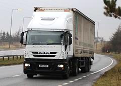 Iveco Stralis Nicol BN12VDK Frank Hilton 16032015 043 (Frank Hilton.) Tags: classic truck frank photos transport hilton lorry trucks