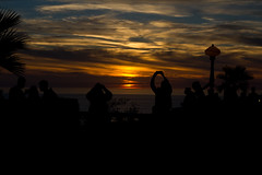 Atardecer (jibranjjalil) Tags: california sunset usa atardecer amazing hearstcastle incredible firsttime