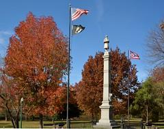 Farewell to Fall (thoeflich) Tags: ohio fall fallcolors autumnleaves autumncolors marietta ohioriver autumnlandscape