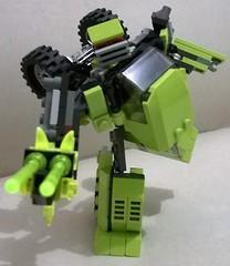 8 (ezrawibowo) Tags: robot lego transformers scifi mecha moc legoformer