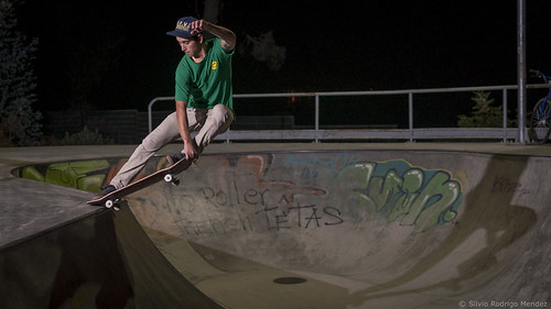 Rafael Galaz - Crailslide