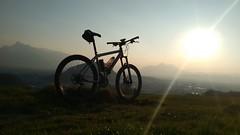 Heuberg 2015 - es geht wieder los! :-) (twinni) Tags: salzburg bike austria österreich mtb biketour heuberg bergziege winterbike mw1504 19032015