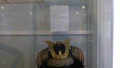 Uchidashi Do Tosei Gusoku Samurai Armour, Edo period 19th C, at Chiddingstone Castle, Kent (tedesco57) Tags: castle kent do samurai armour chiddingstone tosei gusoku uchidashi