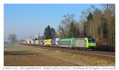 Re 485 014 Rola - Herzogenbuchsee (CC72080) Tags: train locomotive bls rola herzogenbuchsee ralpin re485