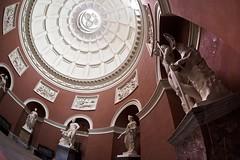 The Pantheon (c.richard) Tags: sculpture stourhead nationaltrust apollo samyang rysbrack olympusep5 samyang75 tjepantheon