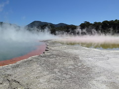 "Wai O Tapu <a style=""margin-left:10px; font-size:0.8em;"" href=""http://www.flickr.com/photos/83080376@N03/16956517642/"" target=""_blank"">@flickr</a>"
