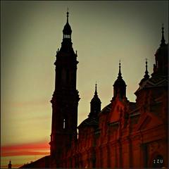 Basílica Nuestra señora del Pilar (edu_izu) Tags: