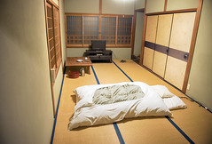 Sleeping in a budhistic temple in Koyasan (Hannes Rada) Tags: sleeping japan temple koyasan buddhistic
