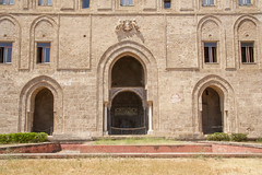 IMG_4309 (Alex Brey) Tags: architecture palace medieval norman sicily palermo zisa