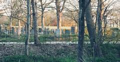 Graveyard (gezipt1) Tags: sunset graveyard canon photo dlsr