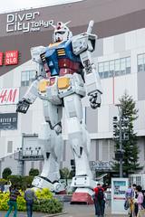 DSC00705 () Tags: japan tokyo odaiba gundam