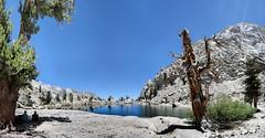 Lone Pine Lake - Sierra (Bruce Lemons) Tags: california mountains landscape hiking lakes hike backpacking wilderness mtwhitney sierranevada lonepine jmt lonepinelake johnmuirtrail