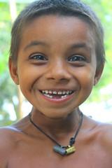 (sabbir ahmed abeir) Tags: beautiful smile childhood canon children blackwhite funny natural bokeh candid bangladesh childish bangladeshi