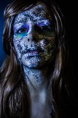 Tallows 6 (Jef Harris) Tags: portrait colorful patterns ottawa makeup muse mua homestudio creativemakeup ottawamodel
