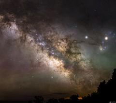 Milky Way Core... (wortschnipsel) Tags: night way stars spain nacht sony astro mallorca milky walimex spanien majorca sterne milchstrasse wortschnipsel